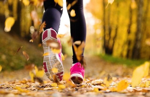 integratori per autunno e corsa all'aperto