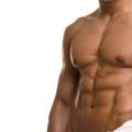crescere massa muscolare, il riscaldamento del bodybuilder