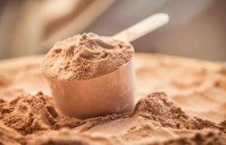 proteine in polvere, whey, caseine, idrolizzato di manzo